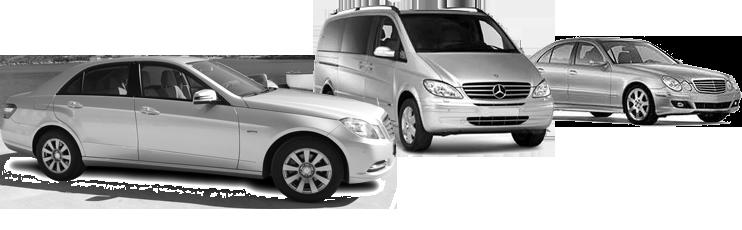 Comfortable cars; Mercedes E-class, Minivan Mercedes Viano