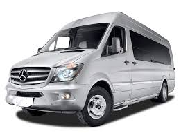 Taxi transfer rates for Mercedes Sprinter 2016