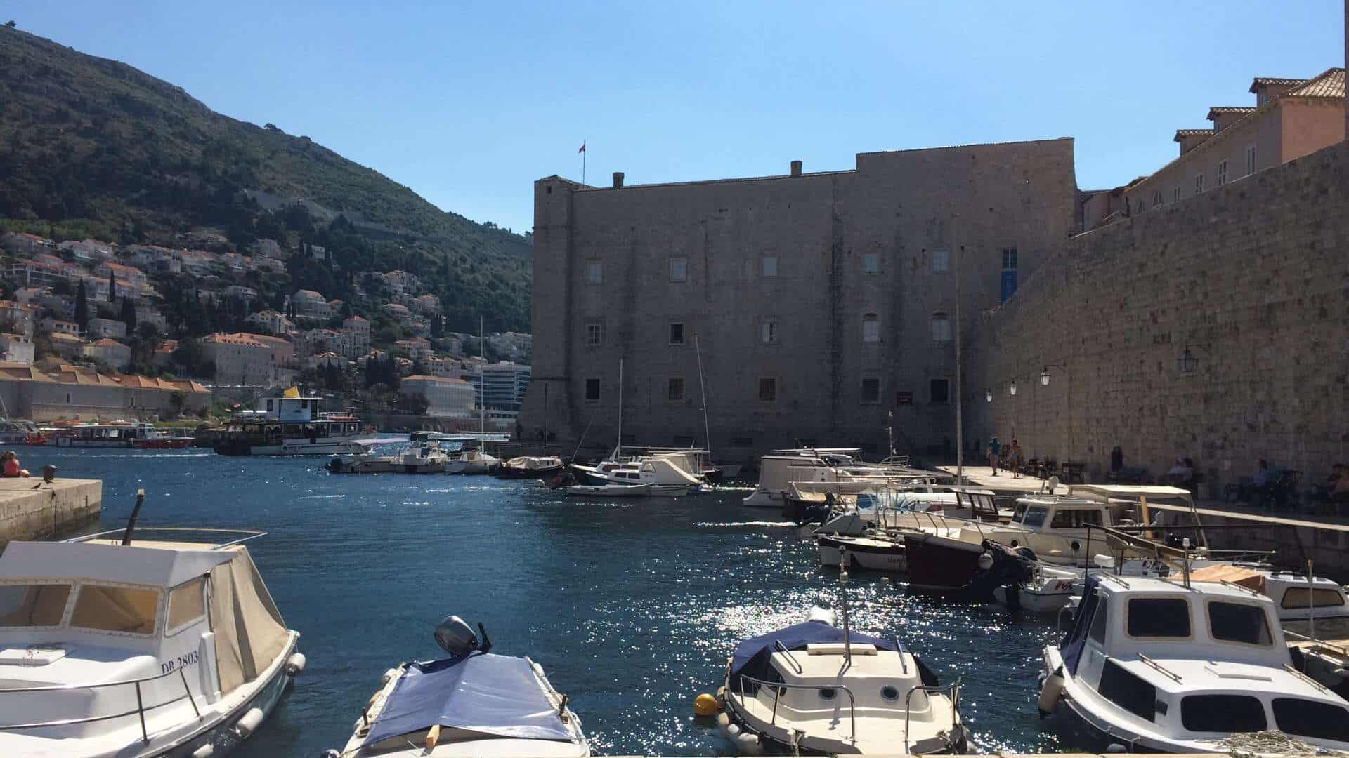 Discover dubrovnik old town guided walking tour - The Fortress Of St John