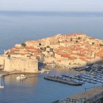 Dubrovnik panorama view