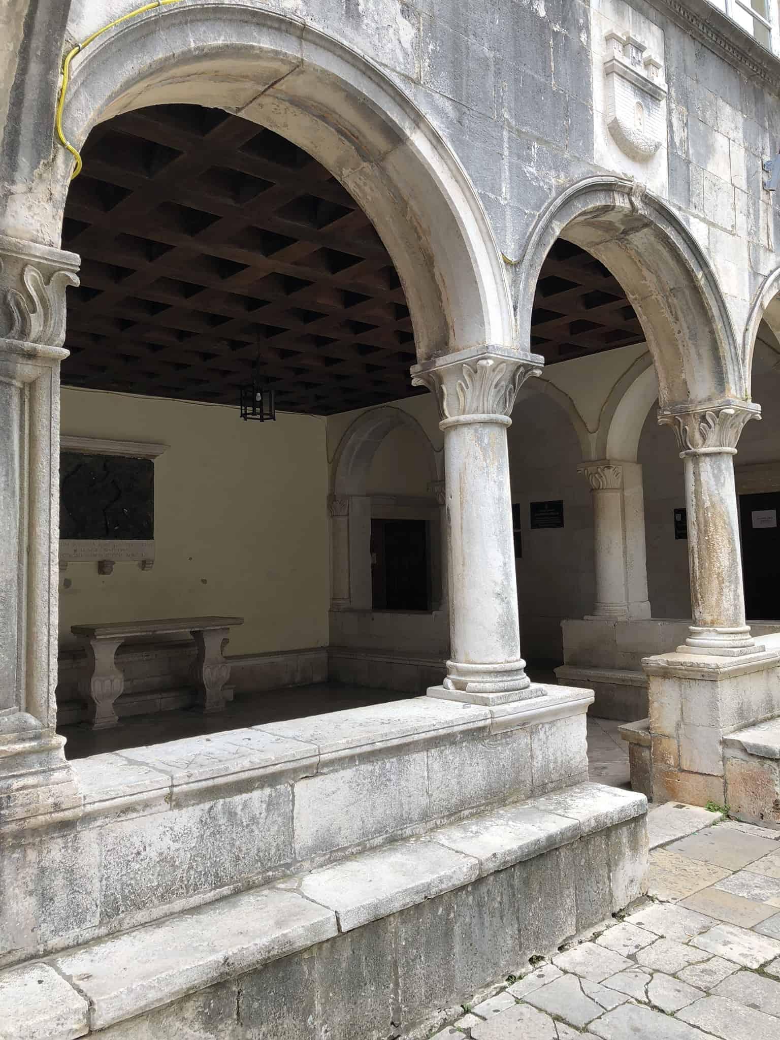 Korčula town hall