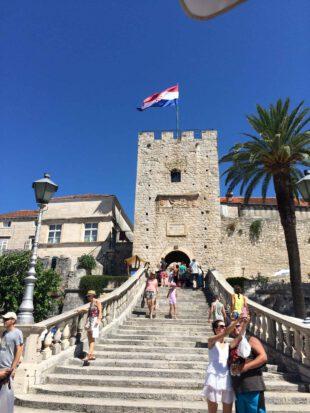 private tour to Korčula