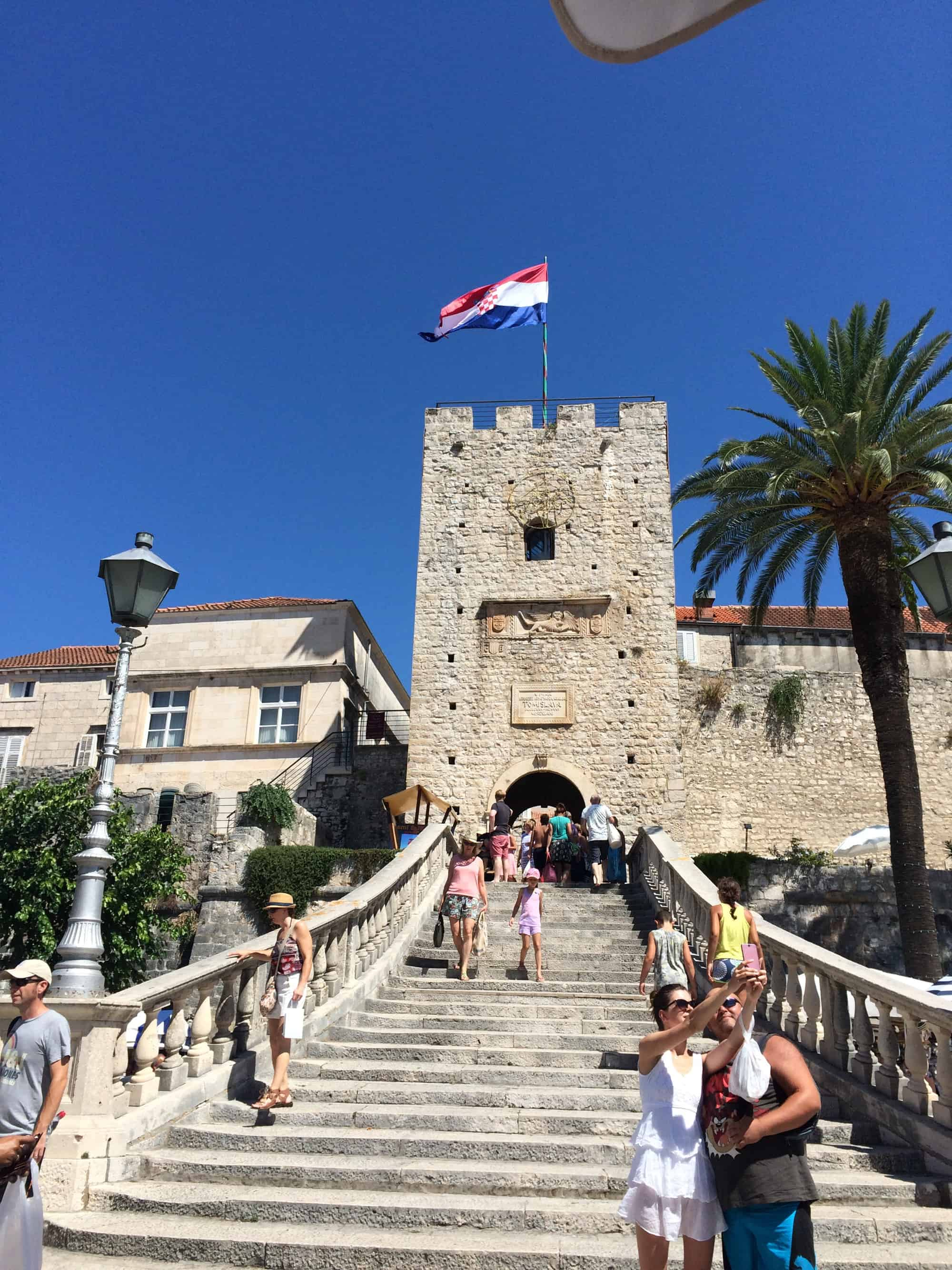 Korčula Old town