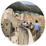 Walk Dubrovnik citywalls