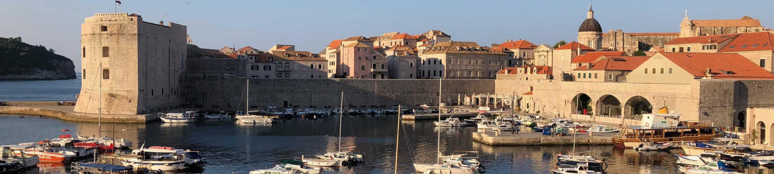 Nederlandse rondleiding in Dubrovnik
