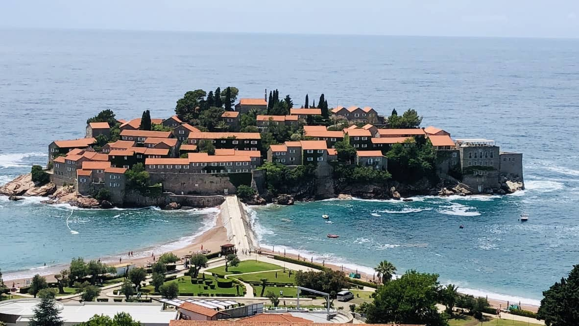 Montenegro day-trip from Dubrovnik