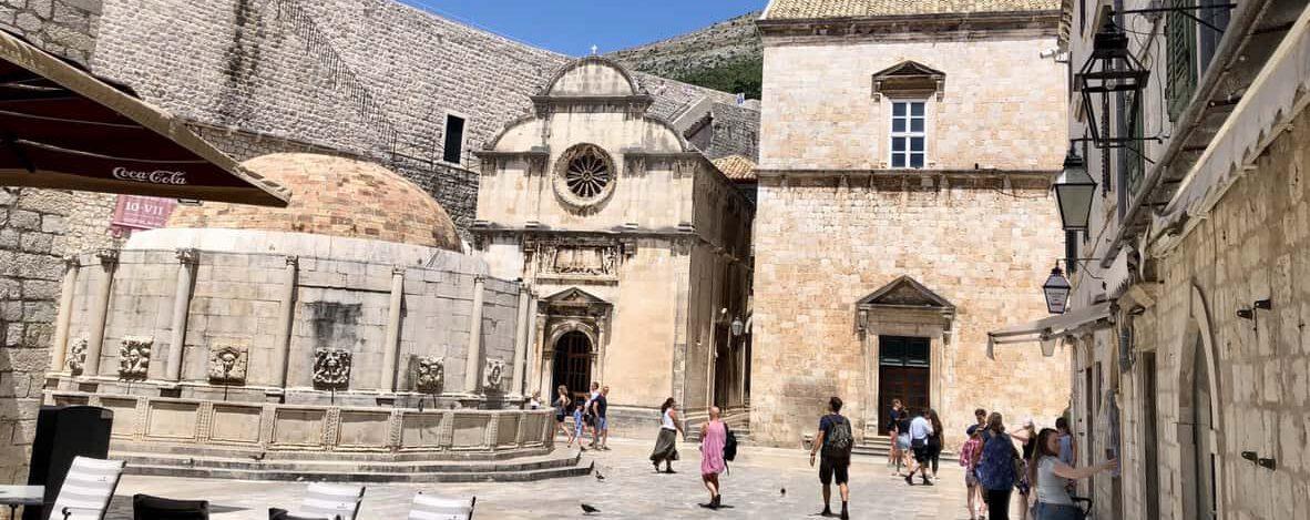 Dubrovnik walking tour