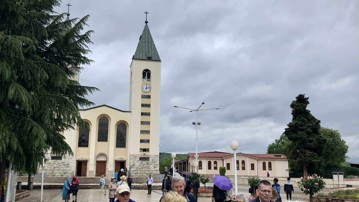 Medjugorje day trip from Dubrovnik