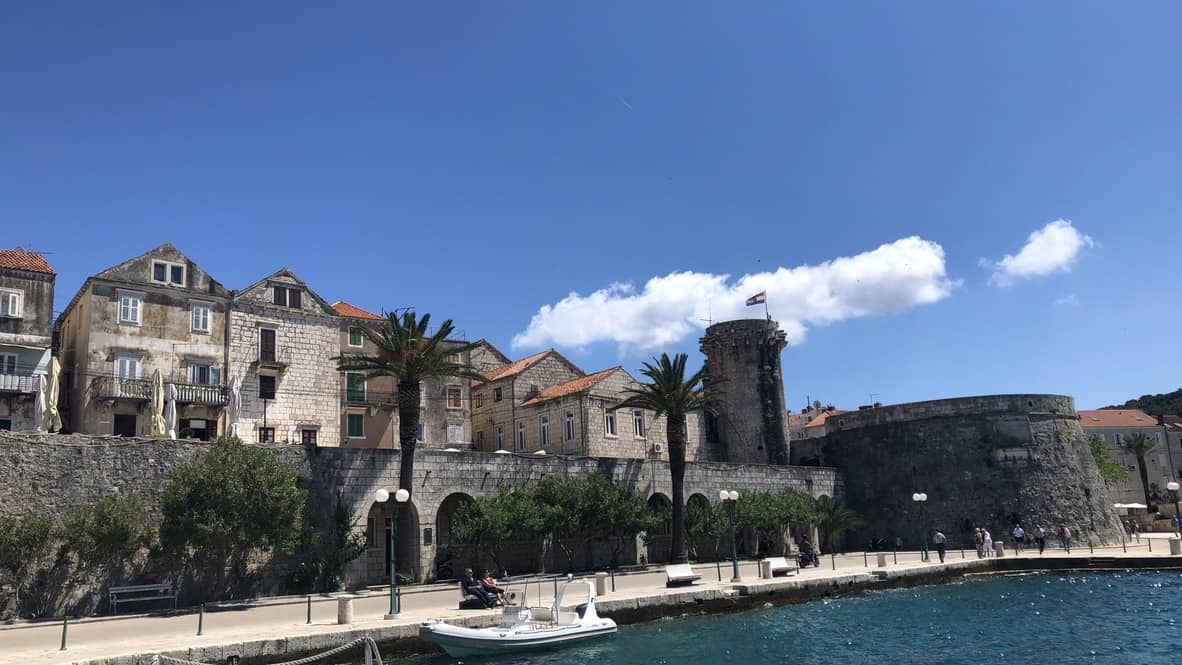 Korcula day-trip from Dubrovnik