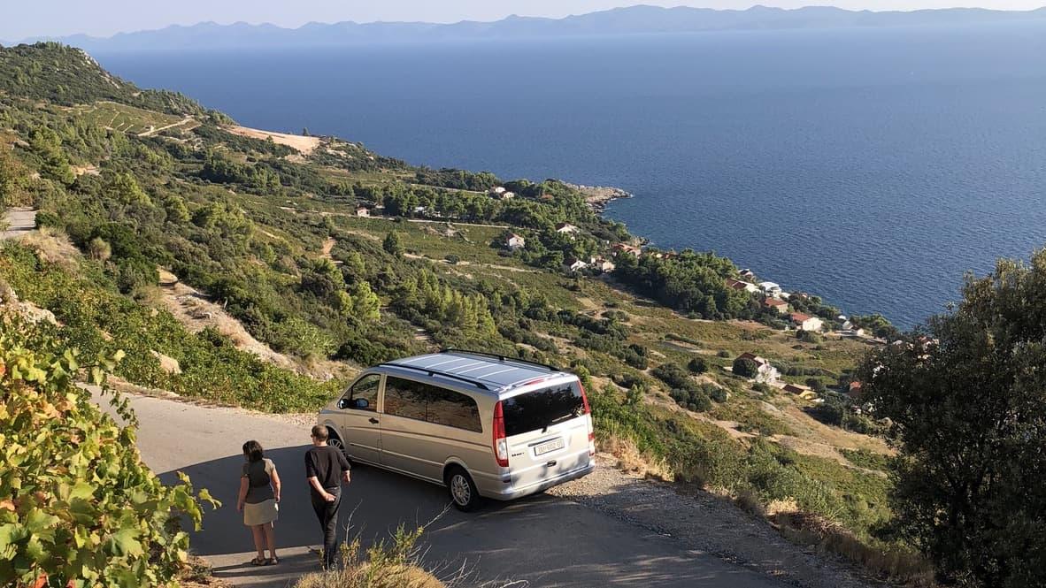Excursie Nederlandstalige chauffeur/gids Dubrovnik