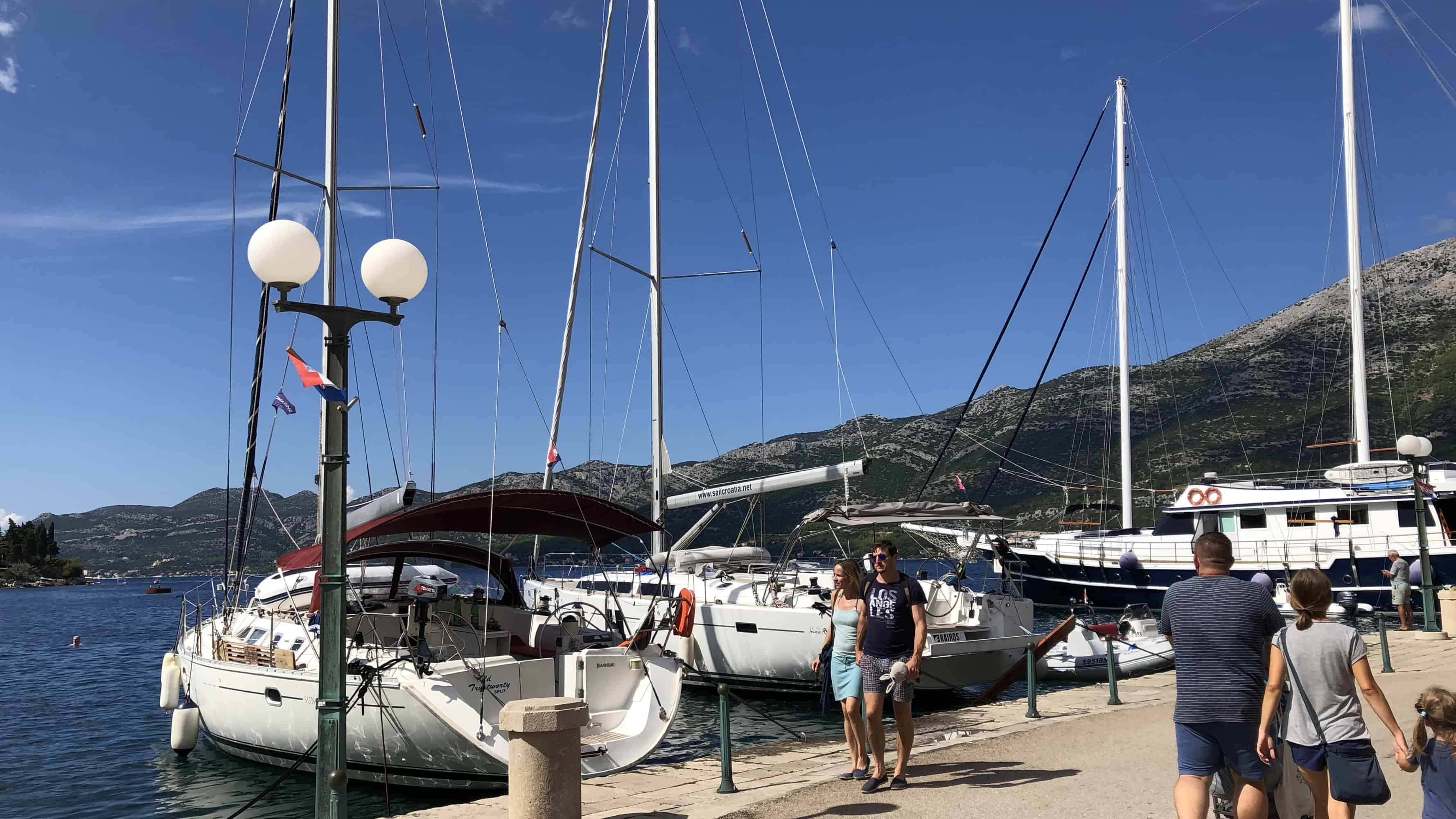 Transfer Dubrovnik airport - Marina